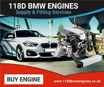 BMW 118d engine for sale