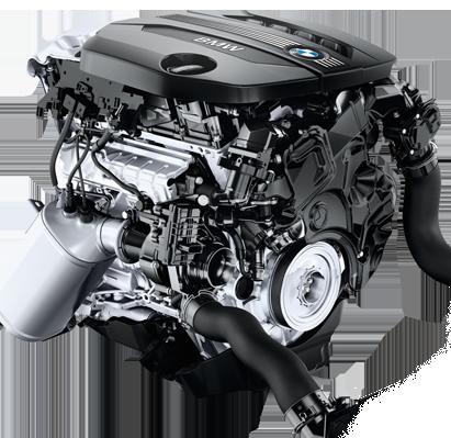 118d BMW Engines